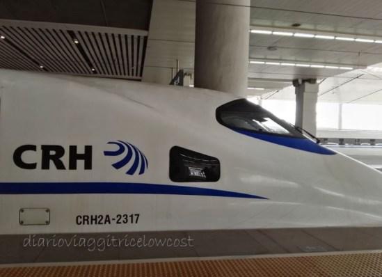 bullet train cinesi