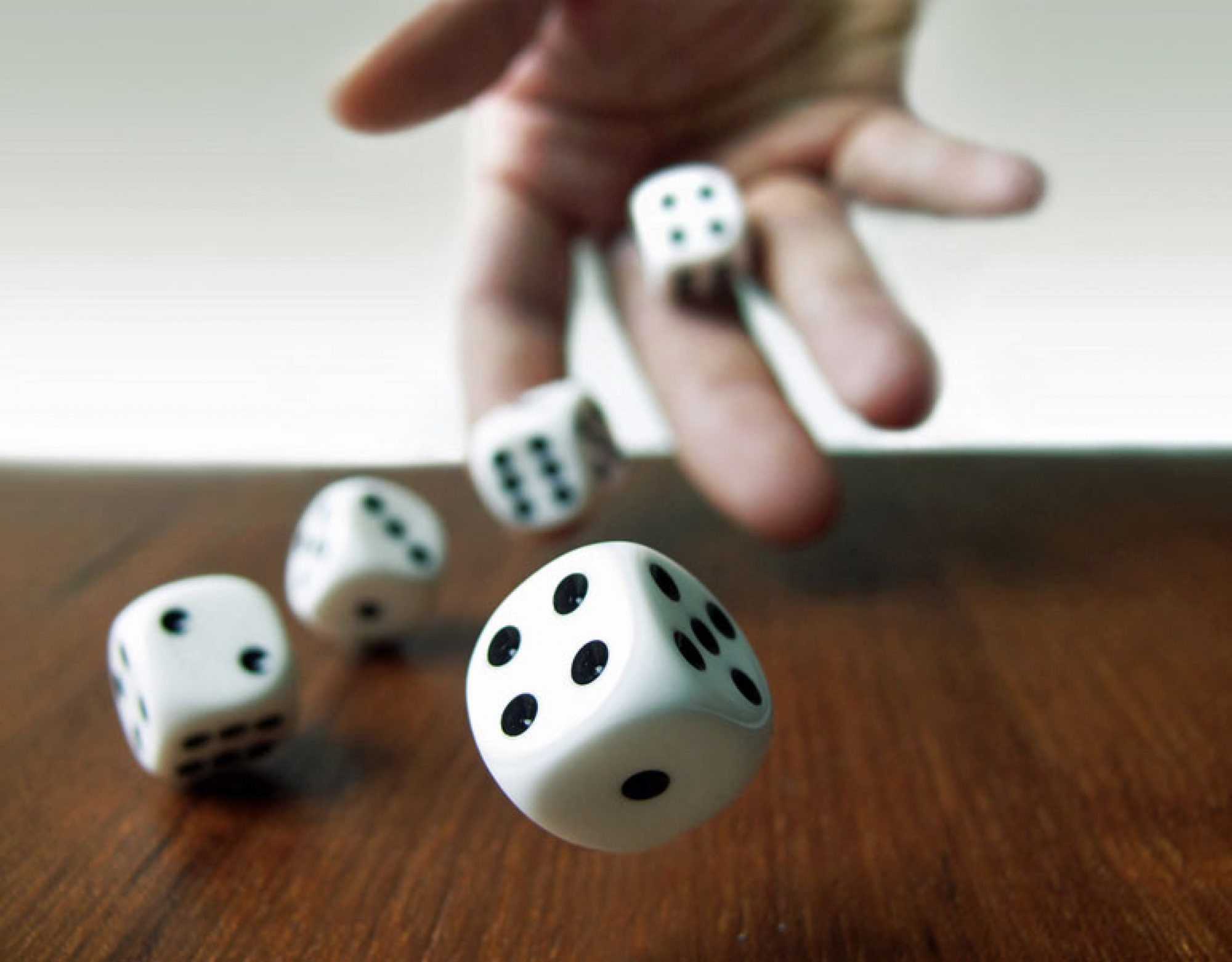 Just Roll The Dice