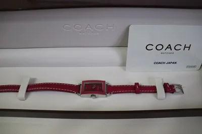 COACH(コーチ)時計