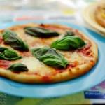 ピザ(4月パン教室)