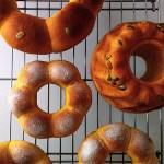 かぼちゃパン(その1)