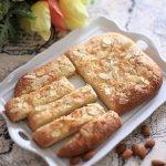 ドイツの発酵菓子「ブッタークーヘン」は超簡単なお菓子パン。