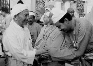 Husam sangat menghormati Nik Aziz bukan saja sebagai bekas bos tetapi sebagai tok guru.