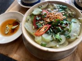 canh chua with fish