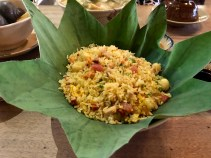 lotus seed fried rice