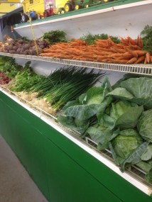 Produce from Meyers Farm in Woodbury, NY