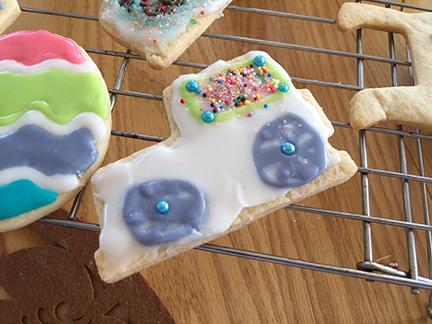 Easter cookies 2017