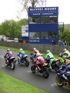 My Olivers Mount Racing circuit story.