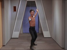 "Star Trek (TV Series): ""The Naked Time"" (Season 1, Episode 4)"