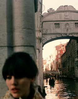 Venice, first time.