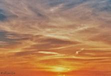 Sunset, Verona