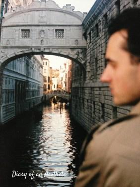 Venice, Bridge of Sighs