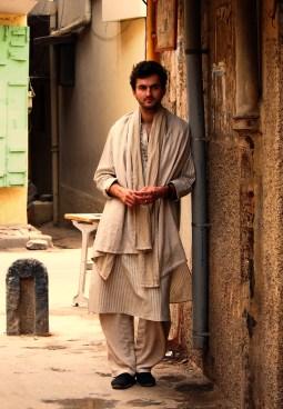 He Who Walk, Bangalore, India.