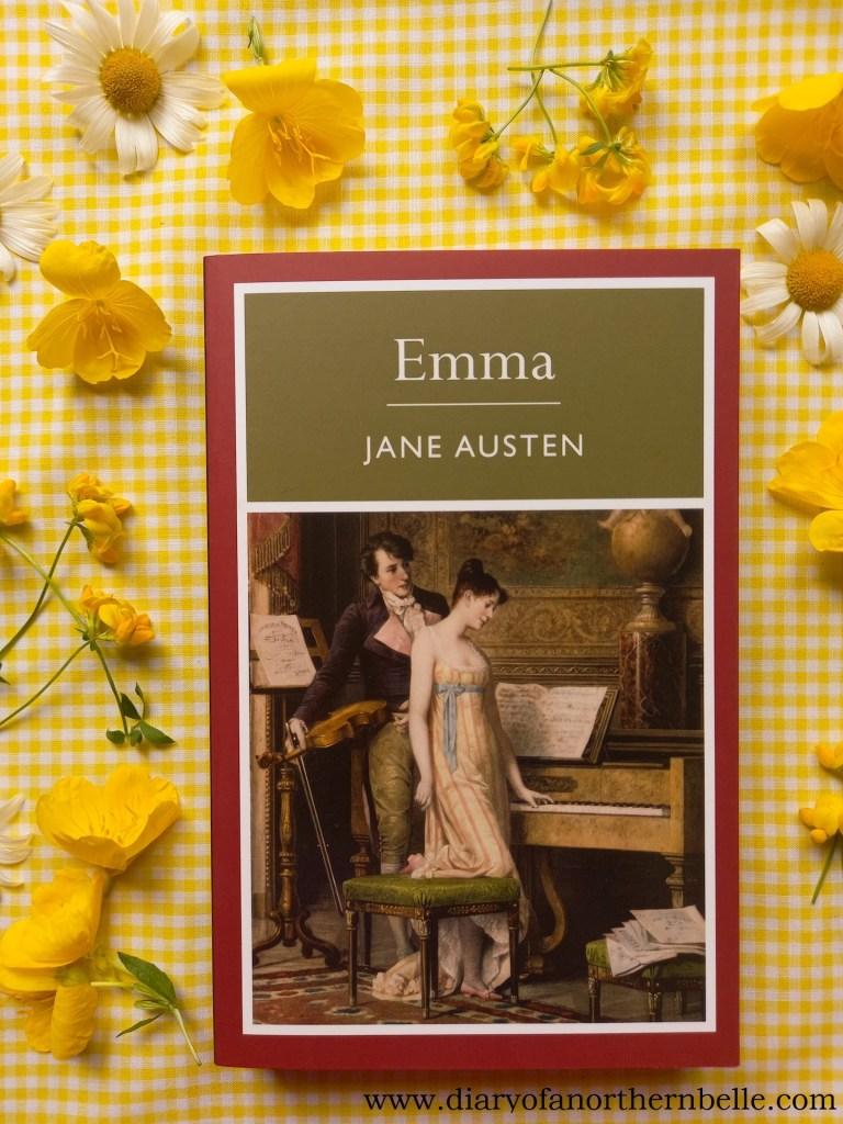 classic summer book rec: emma by jane austen
