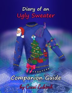 Diary of an Ugly Sweater Companion Guide Cover