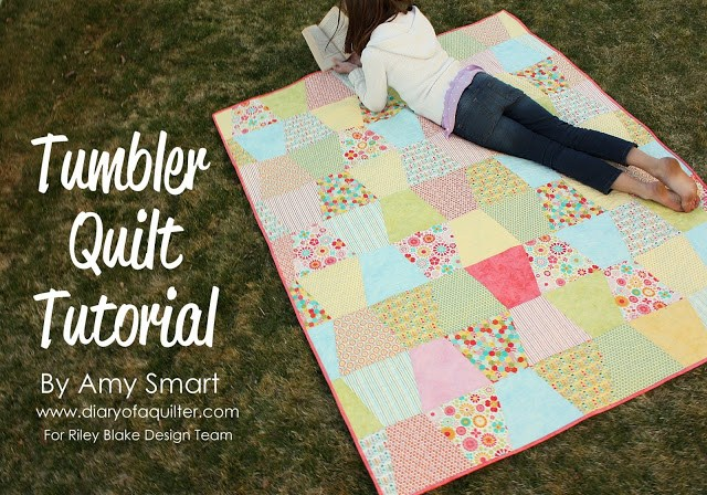 patchwork quilt free tutorial