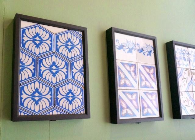 Tiles Victoria and Albert Museum