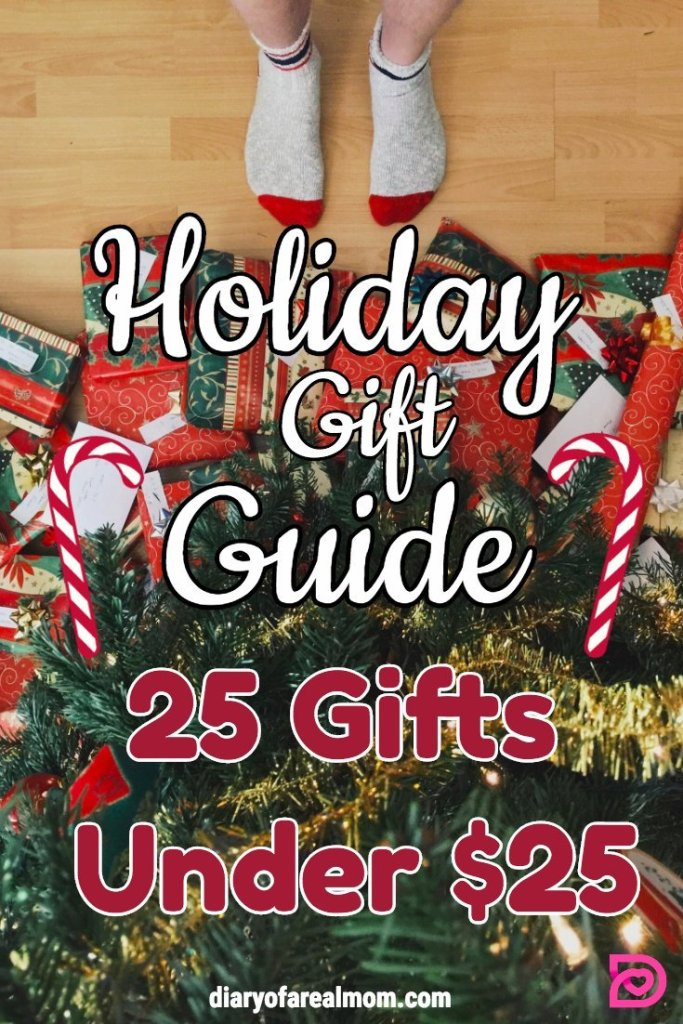holiday gift guide 25 gifts under $25