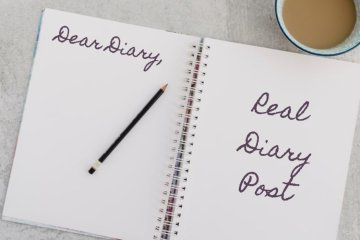 dear diary real diary post