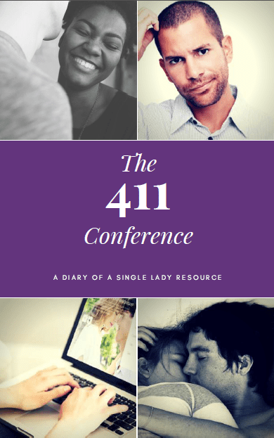 411 Conference by Esther Bamiloshin - Diary of a Single Lady