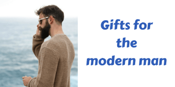 gifts for modern man