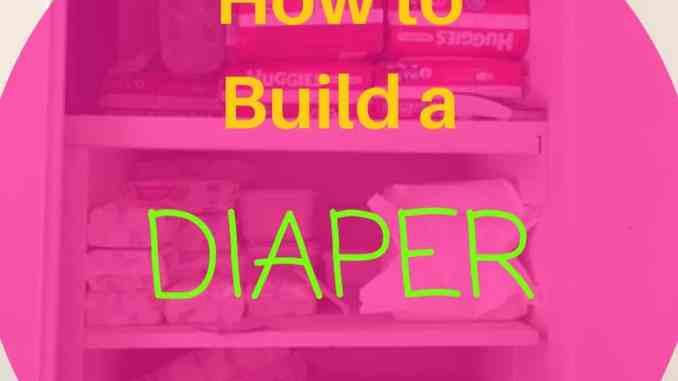 Baby | Diapers | Diaper Stockpile