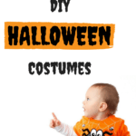 Easy DIY Halloween costumes