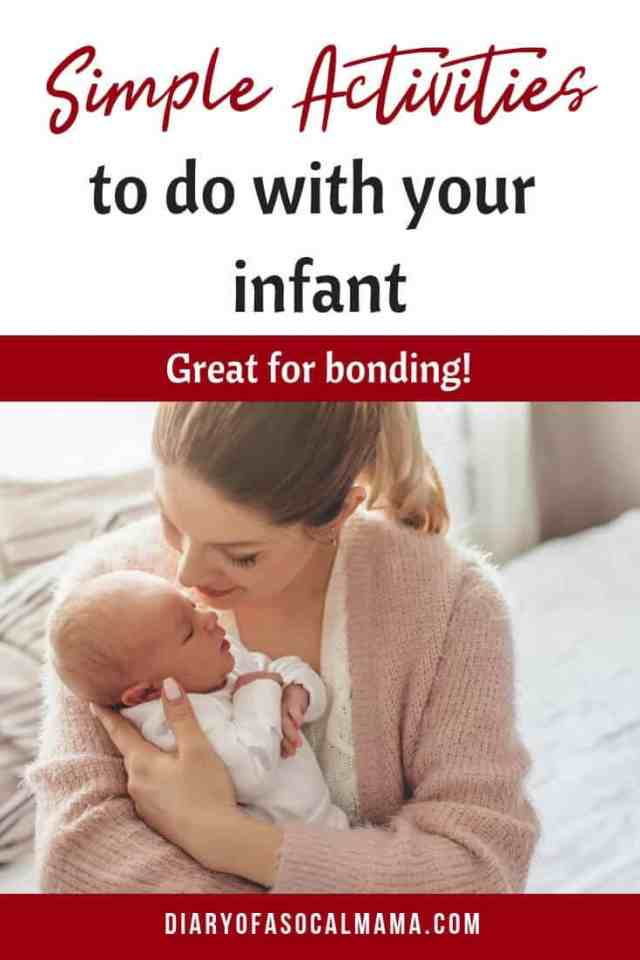 things to do with a baby