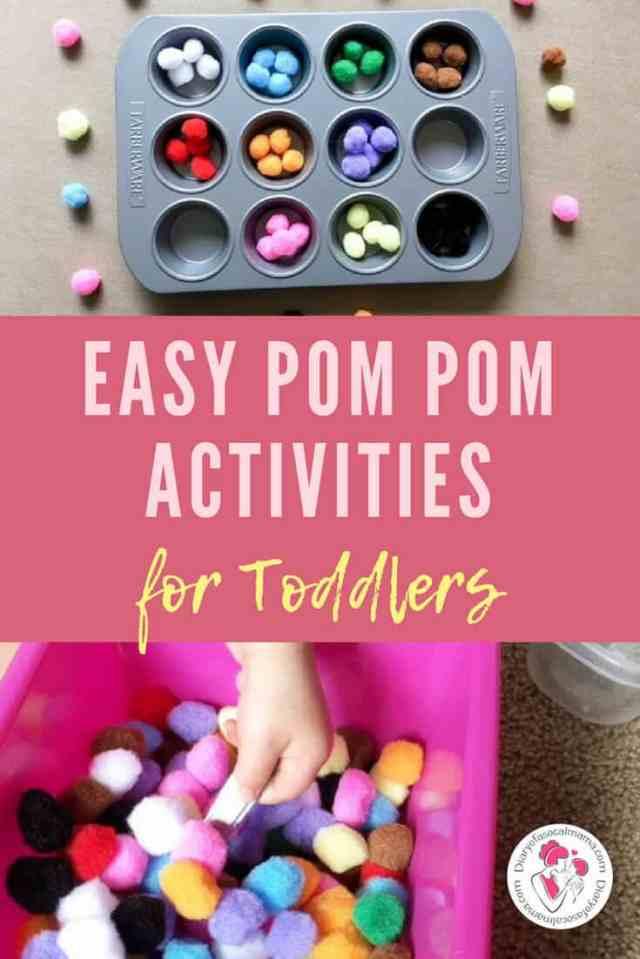 Pom Pom activities