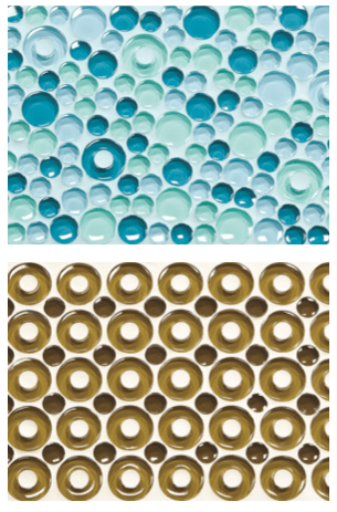 Cristall'O mosaics