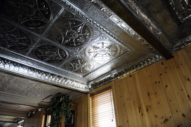 Brian Greer's Tin Ceilings