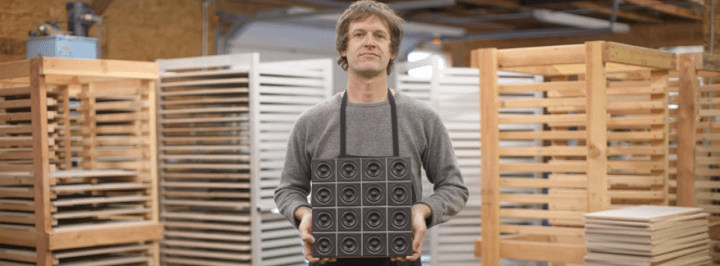 Cool ceramicist: Clayhaus tiles