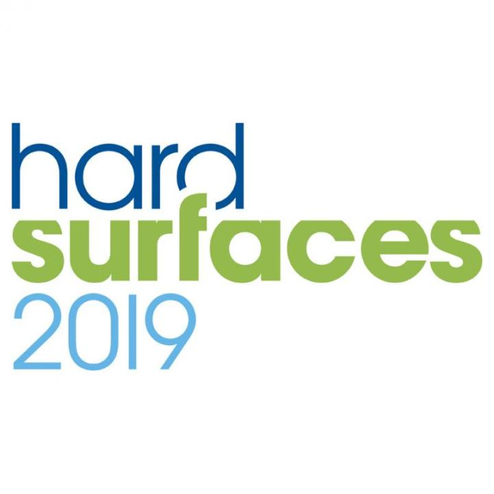 Logo for Hard Surfaces 2019