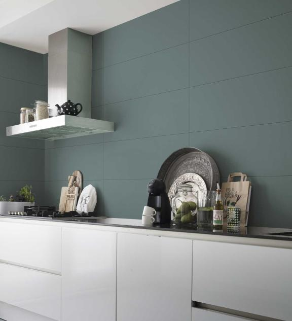 Marazzi new tile collection Colorplay Sage (300x900mm)