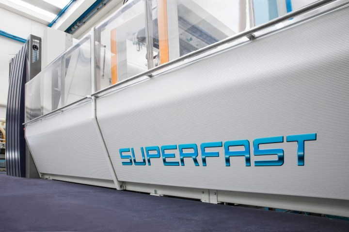 Superfast by System Ceramics
