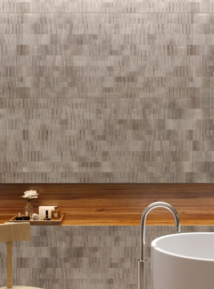 Glitch from Benoy tile design