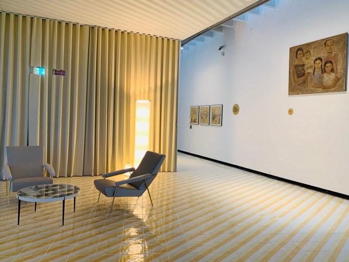 Gio Ponti. Amare l'Architettura. MAXXI Ceramica Francesco De Maio