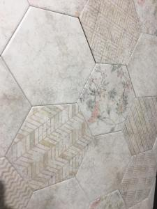 Silk from Nexo floral tile trend 2020