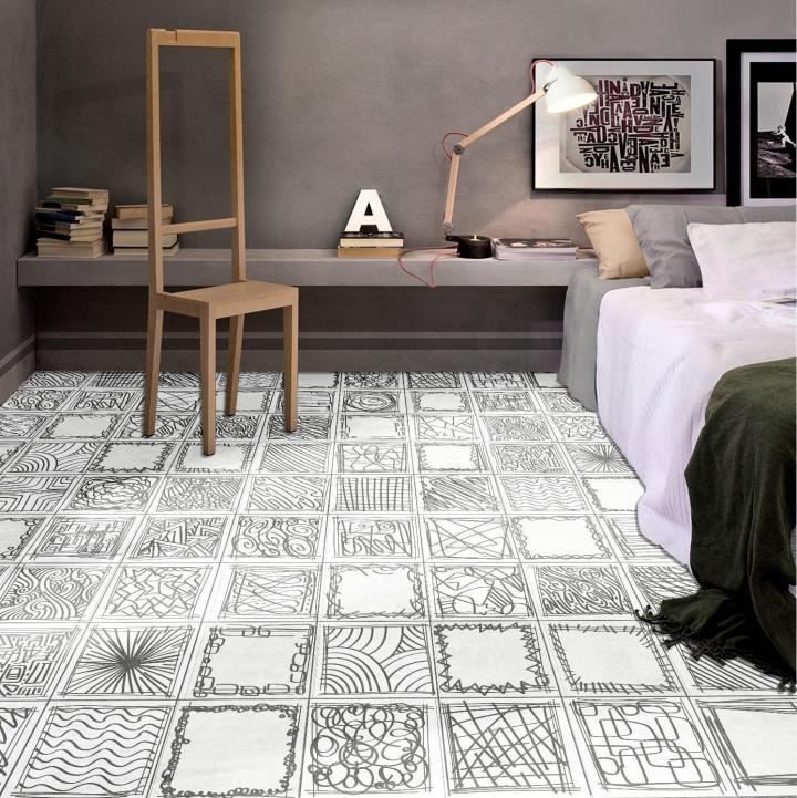 Graph Grey from Codicer tile trend 2020