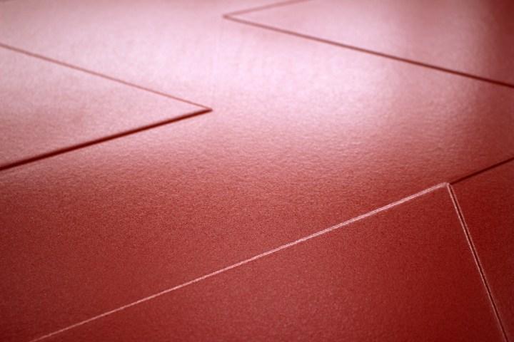 Fractile Daniel Libeskind and Casalgrande Padana 3D tile