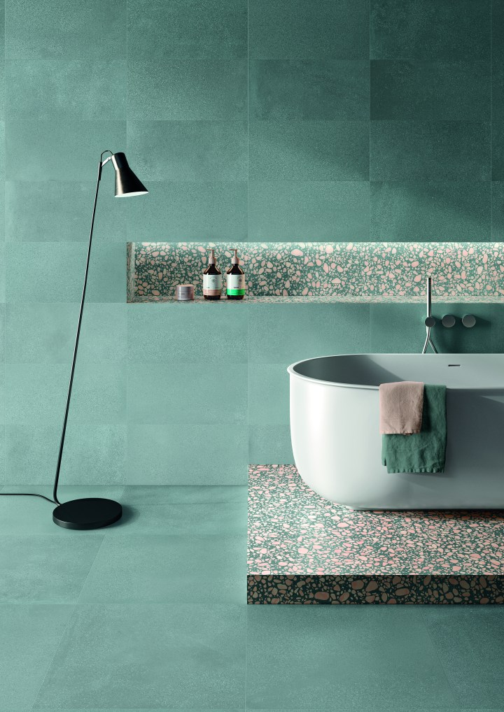 tile collection terrazzo medley ergon