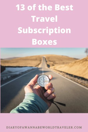 13 travel subscription boxes