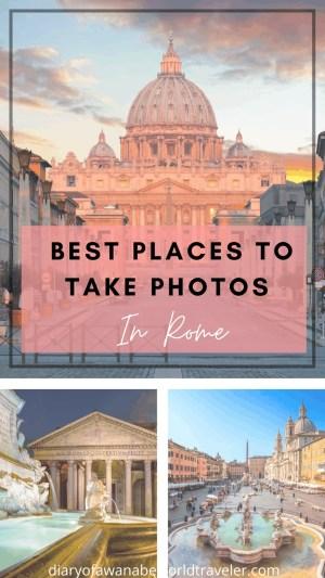 Rome photo pin