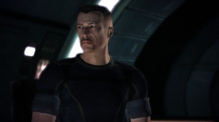 Mass Effect Commander Shepard Screenshot 2
