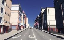Cities Skylines Screenshot - City Riverbank