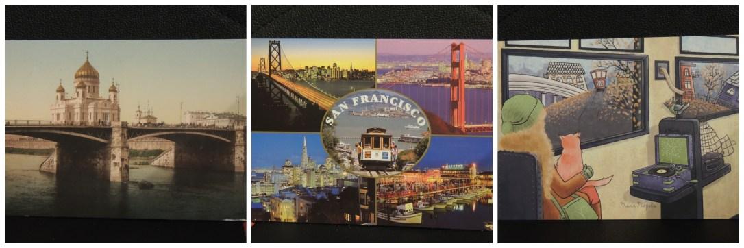 Postcard haul pt 3