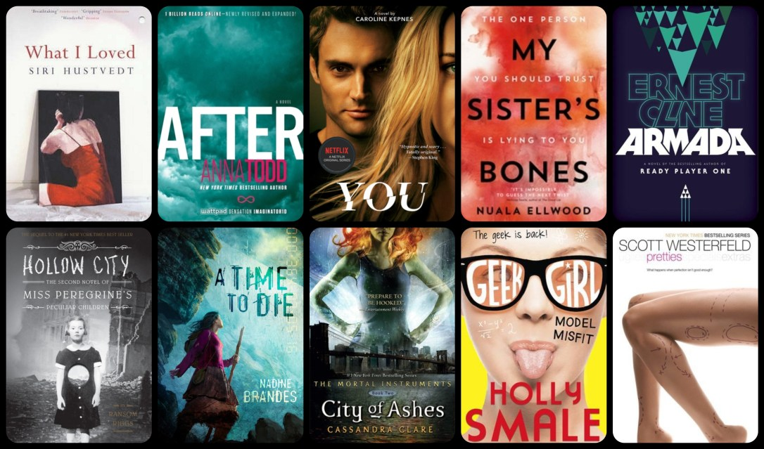 down the tbr hole post diary of difference diaryofdifference after anna todd you armada ernest cline city of ashes cassandra clare mortal instruments uglies holly smale geek girl nadine brandes a time to die hollow city.