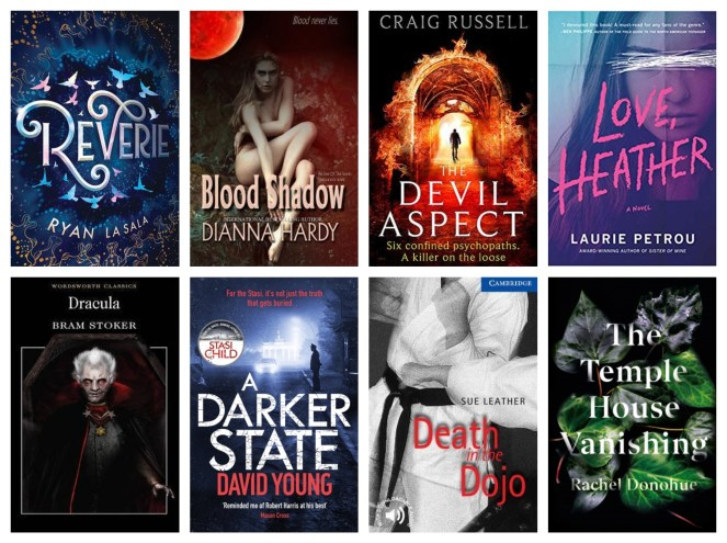october tbr spooky edition halloween devil love heather dojo dracula bram stoker reverie blood shadow temple house vanishing death dojo goodreads netgalley blog blogging diary of difference
