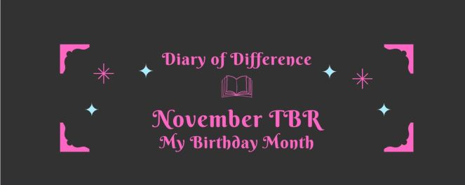 november tbr edition halloween dojo draculadear edward christmas her crown of fire movies ann napolitano bram stoker temple house vanishing death dojo goodreads netgalley blog blogging diary of difference