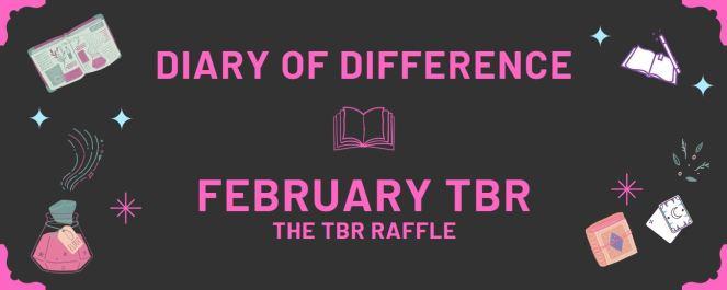 February TBR - The TBR Raffle